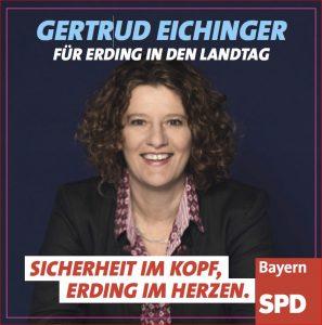 """Flyer """"Innere Sicherheit"""""""