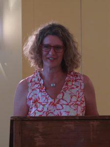 Landtagskandidatin Gertrud Eichinger