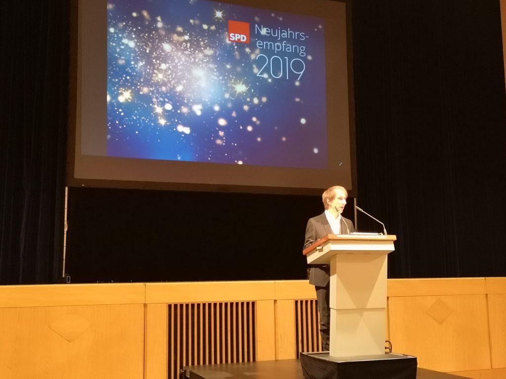 SPD Neujahrsempfang in Erding
